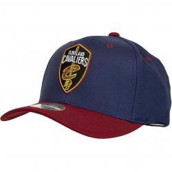 Mitchell & Ness Snapback Cap 2tone Team Logo Cleveland Cavaliers dunkelblau