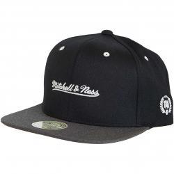 Mitchell & Ness Snapback Cap 3 tone Own Brand schwarz/dunkelgrau