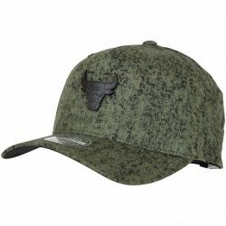Mitchell & Ness Snapback Cap Corrosive NBA Chigaco Bulls oliv/schwarz
