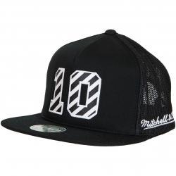 Mitchell & Ness Trucker Cap HWC N&N Detroit Pistons schwarz