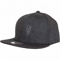 Mitchell & Ness Snapback Cap NBA Brooklyn Nets charcoal/schwarz