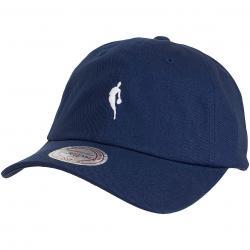 Mitchell & Ness Snapback Cap NBA Little Dribbler dunkelblau/weiß