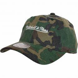 Mitchell & Ness Strapback Cap Own Brand Chukker camo