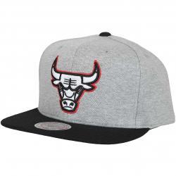 Mitchell & Ness The 3-tone NBA Chicago Bulls grau