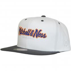 Mitchell & Ness Snapback Cap The Weekend Pinscript Own Brand weiß