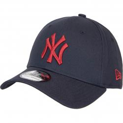 New Era MLB New York Yankees League Essential 39thirty Cap navy