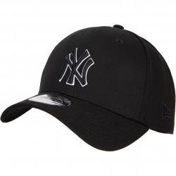 New Era MLB New York Yankees Black Base 9forty Cap