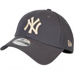 New Era MLB New York Yankees League 9Forty Cap grau
