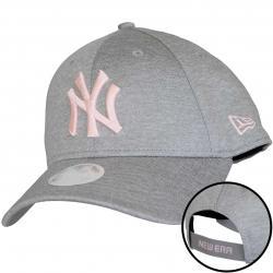 New Era 9Forty Damen Snapback Cap MLB Shadow Tech NY Yankees grau
