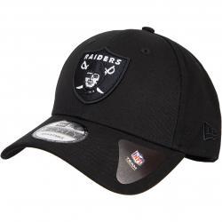New Era NFL Las Vegas Raiders Black Base 9forty Cap