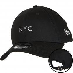 New Era 9Forty Snapback Cap NYC Seasonal schwarz