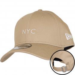 New Era 9Forty Snapback Cap NYC Seasonal braun