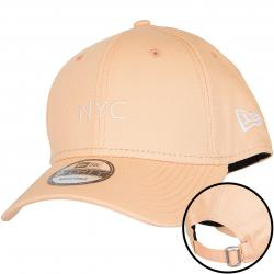 New Era 9Forty Snapback Cap NYC Seasonal orange