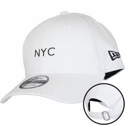 New Era 9Forty Snapback Cap NYC Seasonal weiß