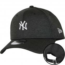 New Era 9Forty Snapback Cap Shadow Tech NY Yankees schwarz/weiß