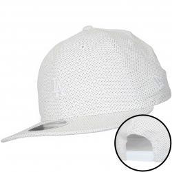 New Era 9Fifty Snapback Cap MLB PolkaDot L.A. Dodgers weiß