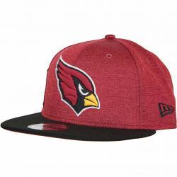 New Era 9Fifty Snapback Cap OnField Home Arizona Cardinals rot/schwarz