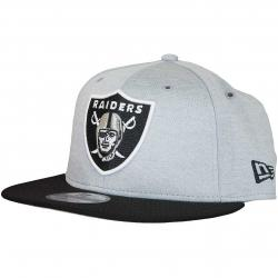 New Era 9Fifty Snapback Cap OnField Home Oakland Raiders grau/schwarz