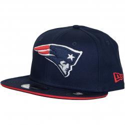 New Era 9Fifty Snapback Cap NFL New England Patriots dunkelblau