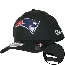 New Era 9Fifty Snapback Cap Stretch New Era Patriots schwarz