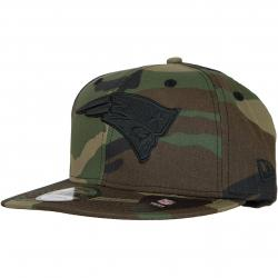 New Era 9Fifty Snapback Cap Camo Color New England Patriots camouflage