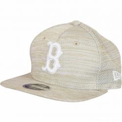 New Era 9Fifty Snapback Cap Engineered Fit Boston Red Sox braun