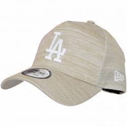 New Era 9Forty Snapback Cap Engineered L.A.Dodgers braun/weiß