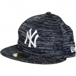 New Era 59Fifty Fitted Cap Engineered NY Yankees dunkelblau meliert