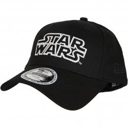 New Era 9Forty Kinder Snapback Cap Glow In The Dark Star Wars schwarz