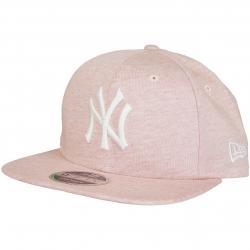 New Era 9Fifty Snapback Cap Jersey Brights NY Yankees rosa