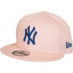 New Era 9Fifty Snapback League Essential NY Yankees pink/blau