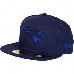 New Era 59Fifty Fitted Cap League Pop N.E.Patriots dunkelblau