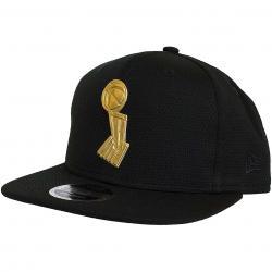 New Era 9Fifty Snapback Cap NBA Trophy schwarz/gold