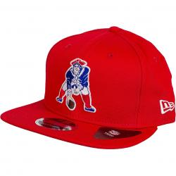 New Era 9Fifty Snapback Cap NFL Historic New England Patriots rot