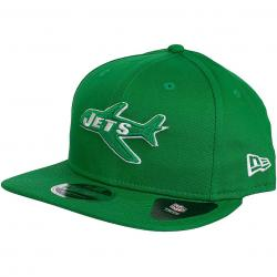 New Era 9Fifty Snapback Cap NFL Historic NYJets grün