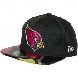 New Era 9Fifty Snapback Cap NFL 17 OnStage Arizona Cardinals schwarz
