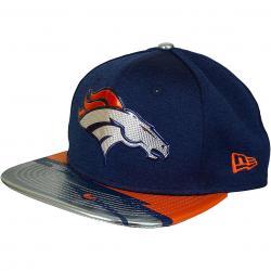 New Era 9Fifty Snapback Cap NFL 17 OnStage Denver Broncos dunkelblau