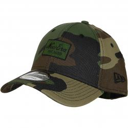 New Era 9Forty Snapback Cap Script Patch New Era camouflage