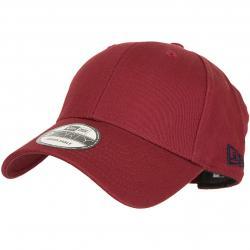 New Era 9Forty Snapback Cap Seasonal Clean cardinal