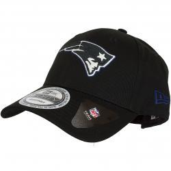 New Era 9Forty Snapback Cap Team Glow In The Dark New England Patriots schwarz
