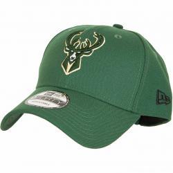 New Era 9Forty Snapback Cap The League Milwaukee Bucks grün