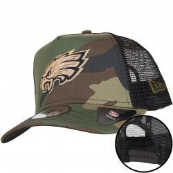 New Era Trucker Cap NFL Camo Essential Eagles camouflage