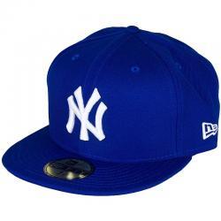 New Era 59Fifty Cap MLB Basic N.Y. blau/weiß