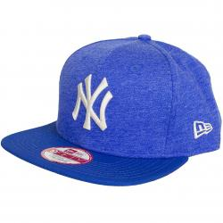 New Era 9Fifty Snapback Cap MLB Jersey Heather N.Y. Yankees royal