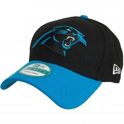 New Era 9Forty Snapback Cap NFL The League Carolina Panther Team schwarz/blau