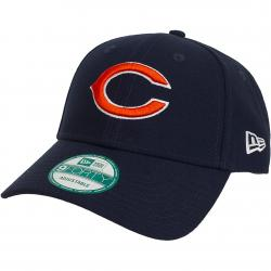 New Era 9Forty Snapback Cap NFL T.League Chicago Bears dunkelblau