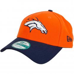 New Era 9Forty Snapback Cap NFL T.League Denver Broncos orange