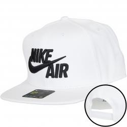 Nike Snapback Cap Air Classic Pro weiß/schwarz