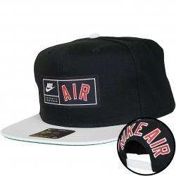 Nike Snapback Cap Air Pro schwarz/weiß