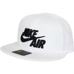 Nike Snapback Cap Air True weiß/schwarz